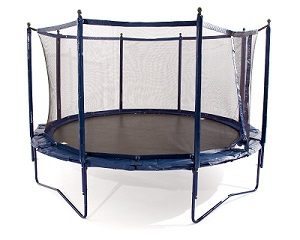 JumpSport Elite 14 Ft Trampoline with the Enclosure