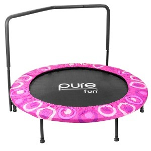 Pure Fun 48Inch Kid's Jumper Trampoline