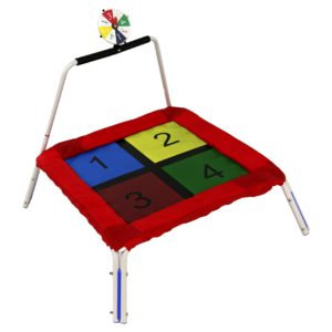 Skywalker Trampoline 36inch Bouncer with the Spinner Counting Game