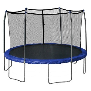 Skywalker Trampolines 15 inch Round and Enclosure and Spring Pad