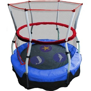 Skywalker Trampolines and Enclosure