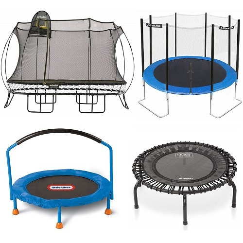 Safest Top Rated Trampolines: Best Trampoline In 2019-Top Reviews & Ratings-BUYING GUIDE