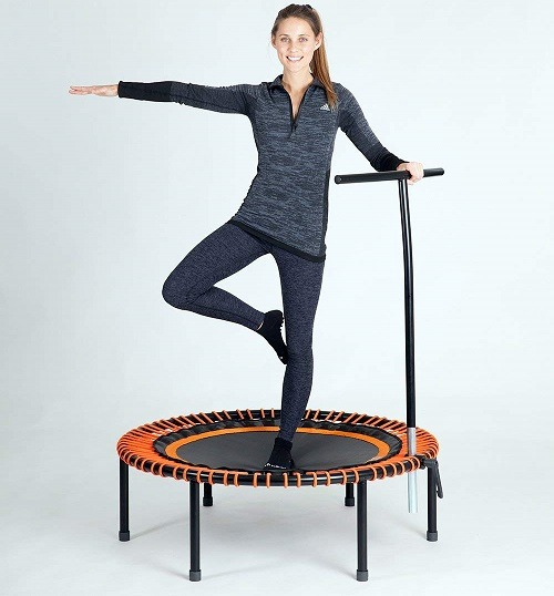 Bellicon Plus Rebounder With Handle
