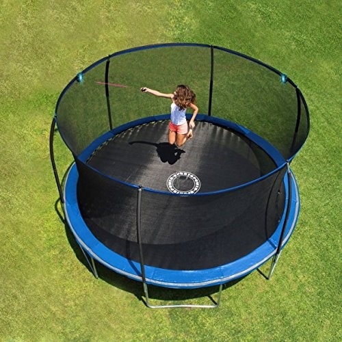 Trampoline Parts Walmart: Bounce Pro (7-14-15ft My First) Trampoline & Parts Reviews