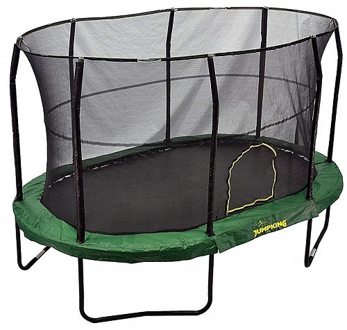 Best 8ft Trampoline With Enclosure For Kids & Adults In 2019