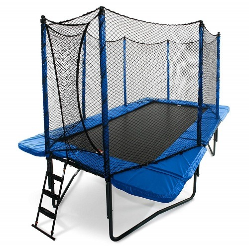 Jumpsport Elite 14 Ft Powerbounce Trampoline With: JumpSport Trampoline: Sky Bounce, 350, Fitness, Rebounder