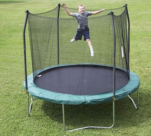 Skywalker 10 Ft. Round Trampoline Review