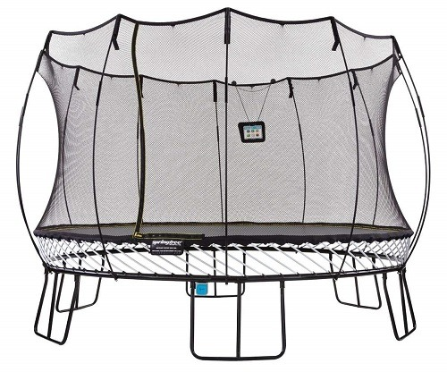 Springfree Trampoline Round Square Oval Amp Parts Reviews