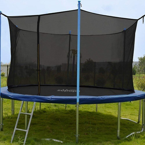 Zupapa Trampoline & Parts Reviews: (12ft, 14ft, 15ft, Round